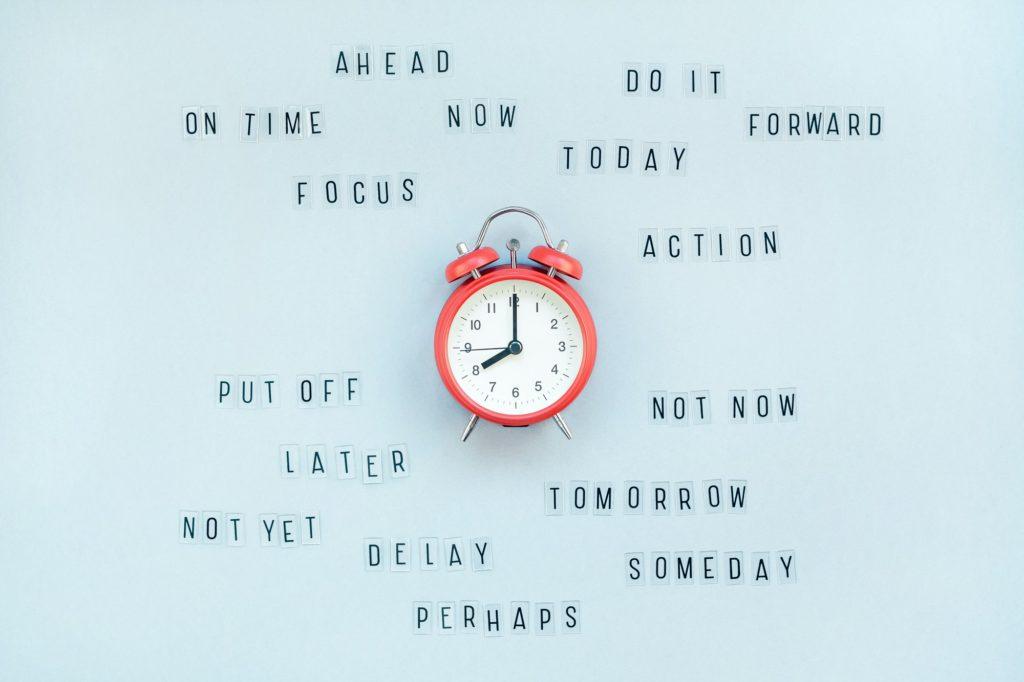 أهمية تنظيم الوقت في نهار رمضان