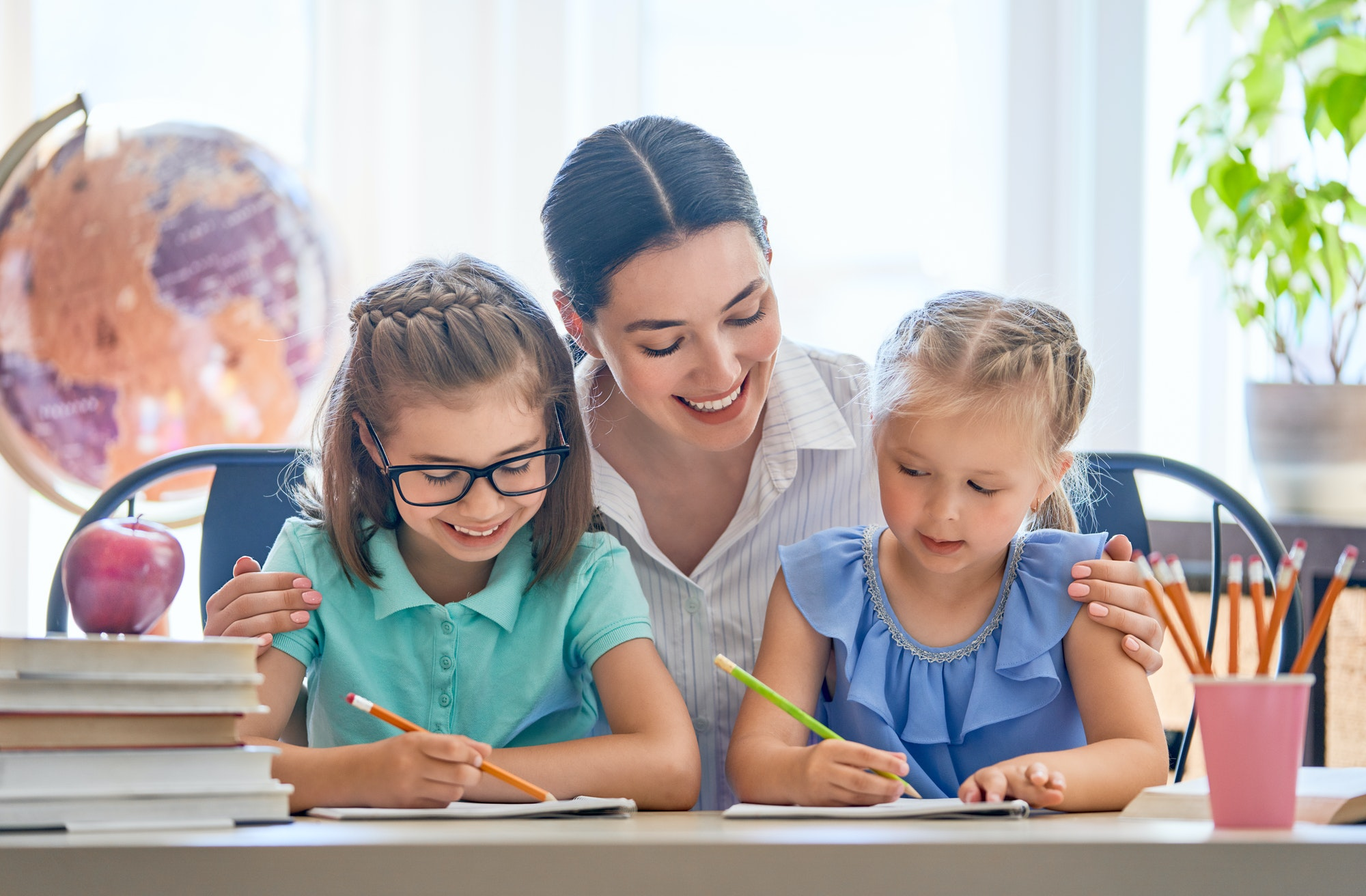 كيفية تعلم الانجليزية للاطفال