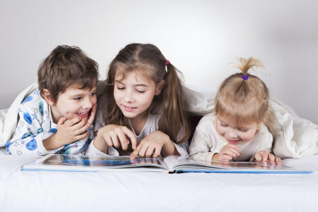 طرق تعلم القراءة للاطفال