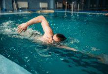 تعلم السباحة بسرعة