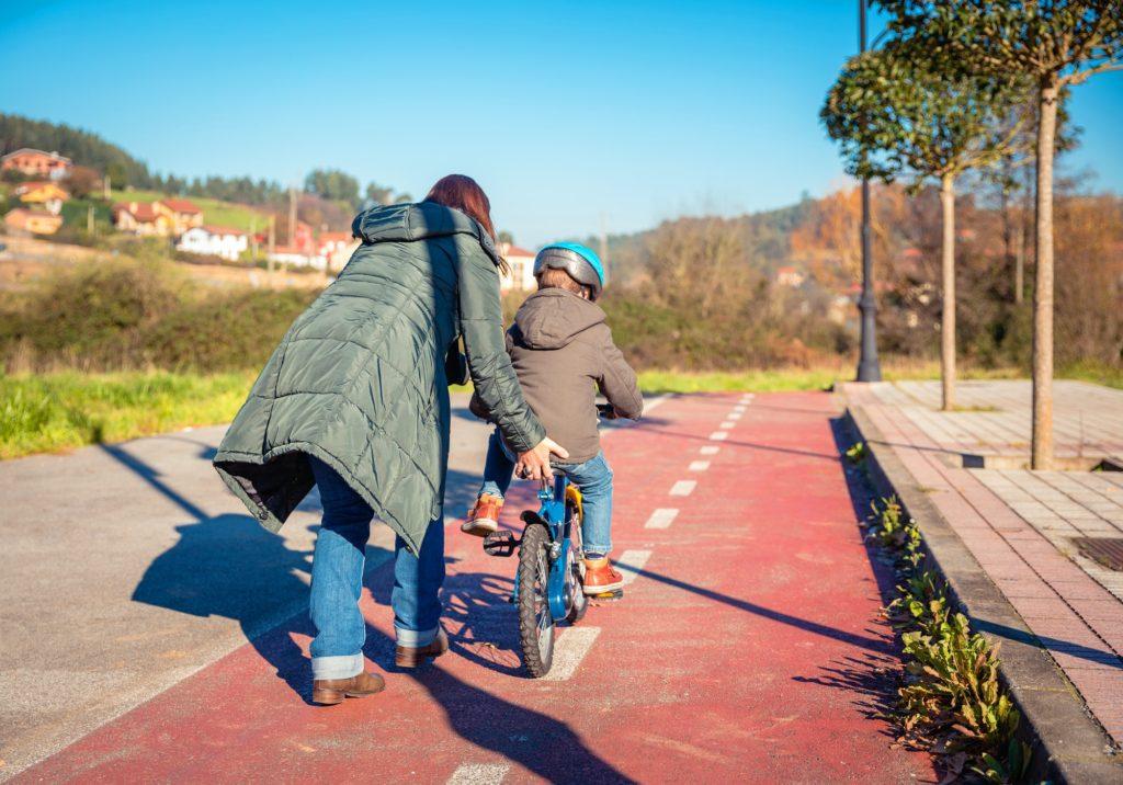 تعلم ركوب الدراجات للمبتدئين