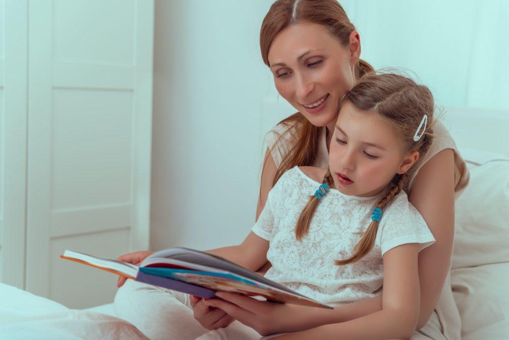 تعلم القراءة للاطفال