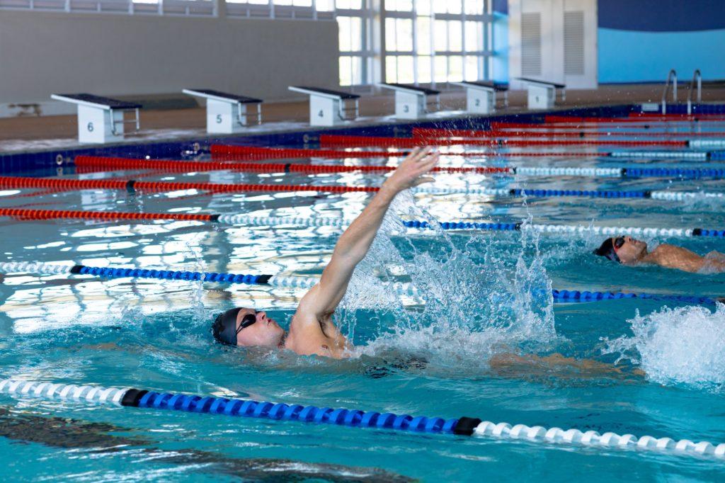 أنواع السباحة