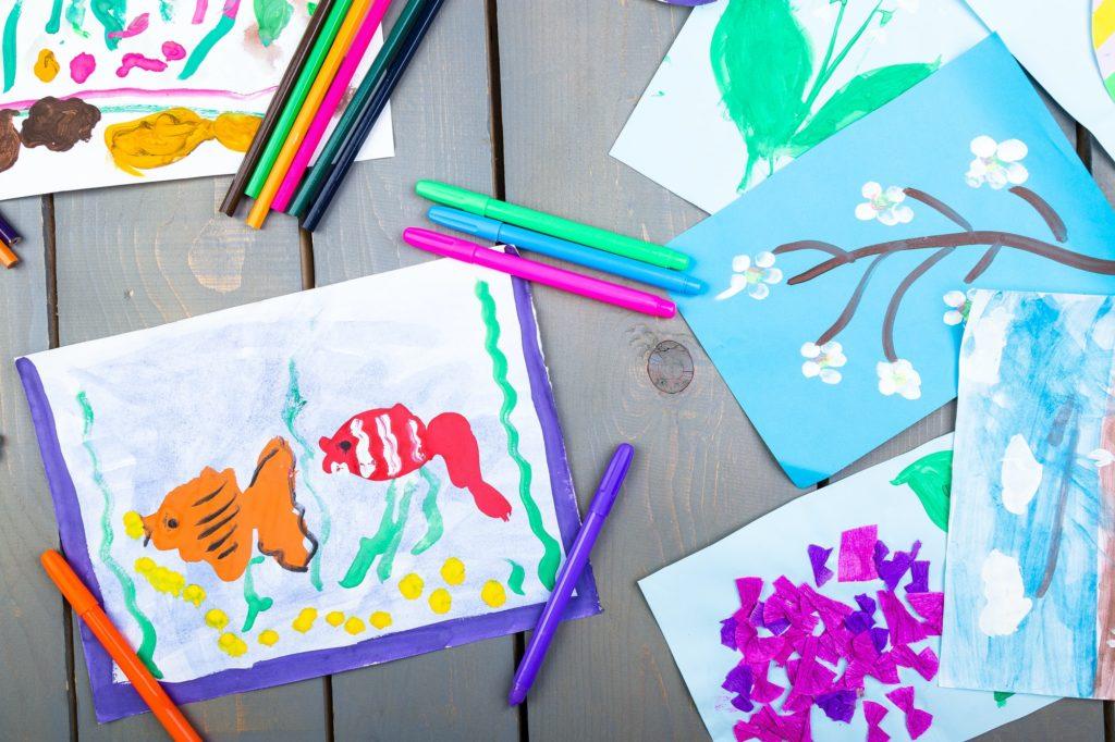 اقوى كورسات تعلم الرسم للأطفال مجانًا؟