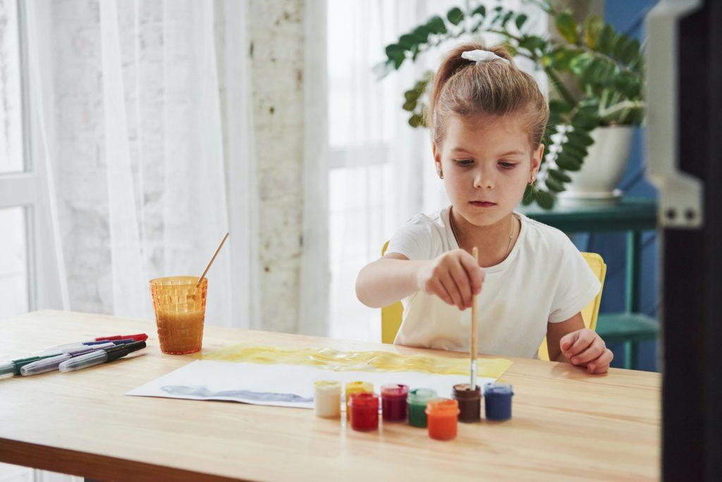 كيفية تعلم الرسم للأطفال: اقوى كورسات تعليم الرسم مجانًا للصغار