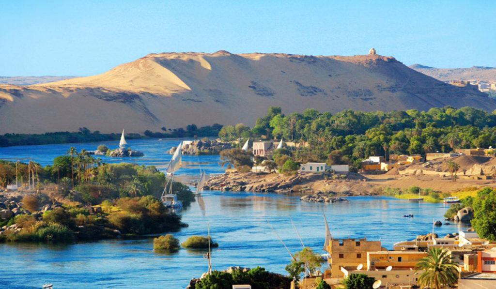 أشهر 9 أماكن للسياحة العلاجية في مصر