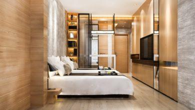 كيفية تصميم غرف نوم صغيرة المساحة للعرسان بـ 10 أفكار لديكور مميز ومريحة