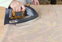 كيفية كي قماش وملابس الشيفون: 5 حيل لكوي الملابس بدون مكواة