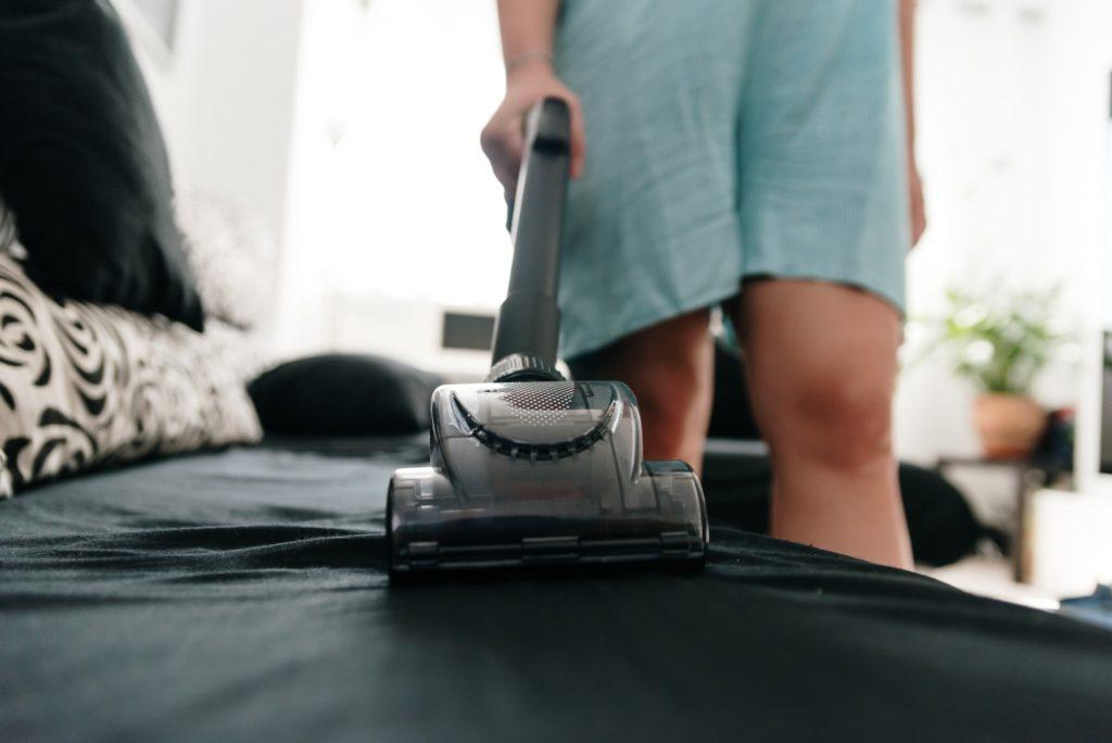 تنظيف الانترية