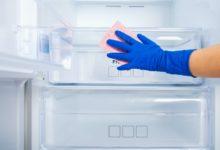 غسل الثلاجة